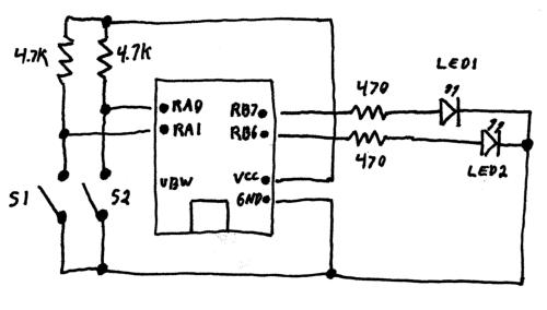 ubw tutorial  1  simple digital input and output