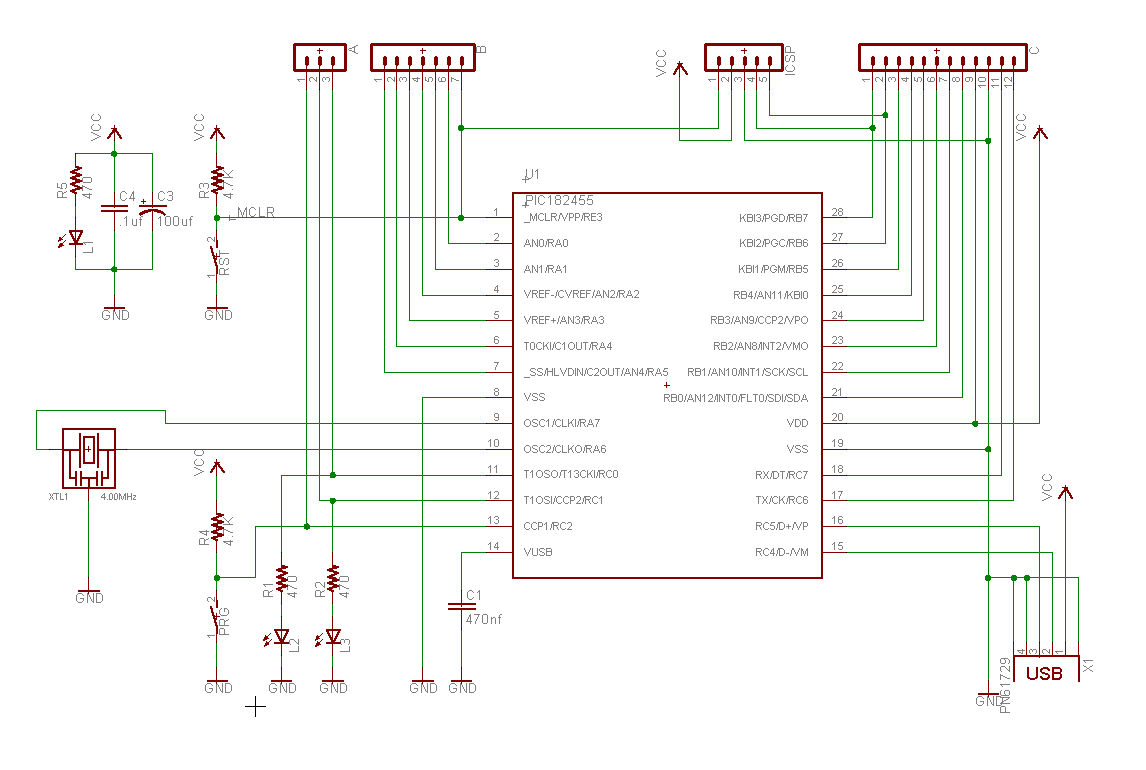 Ubw Usb Bit Whacker Project Schematic Here